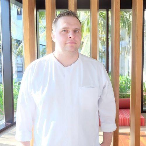 Executive chef joins Al Baleed Resort Salalah by Anantara