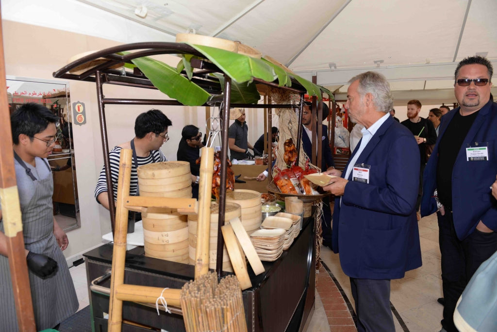 GRIF2017_StreetFoodMarket Lunch hosted by Fairmont The Palm, Dubai