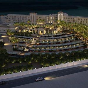 A rendering of InterContinental Hotel Fujairah