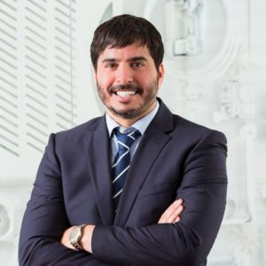 Rashid Bahar, Business Development, Manager, TSSC, Dubai