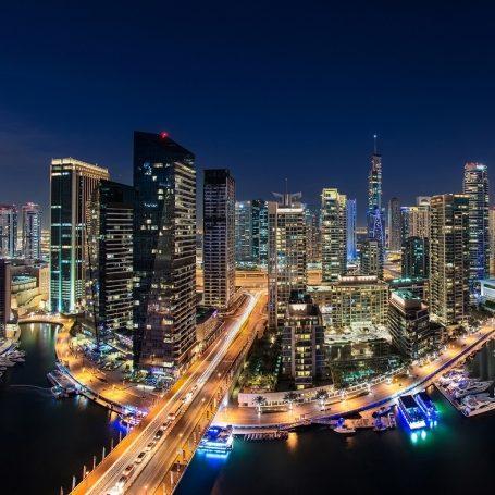 Vida Dubai Marina is one of four new Vida projects for Dubai