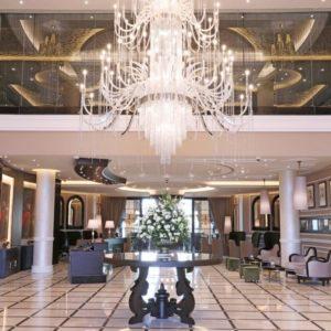 Dukes Dubai lobby