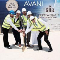 Ground broken on Al Marjan Island project