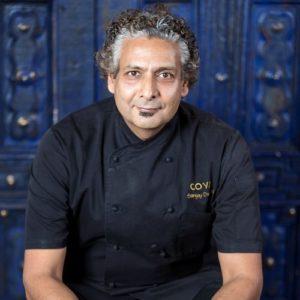 Coya global executive chef, Sanjay Dwivedi