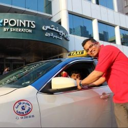 Marriott hotels across UAE offer iftar packs to taxi drivers
