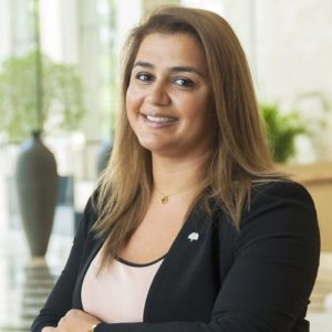 Krystel Irani, director of operations, Raffles Dubai