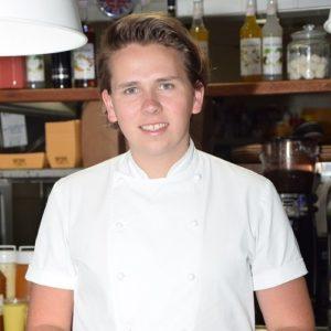 Chef Luke Thomas