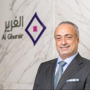Samer Alhaj, group CEO, Al Ghurair