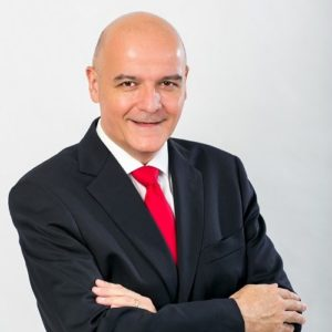Stefan Thumiger, cluster general manager for Ramada Plaza Jumeirah Beach and Ramada Hotel & Suites Sharjah