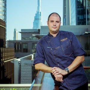 Andrew Blas, Capital Club Dubai