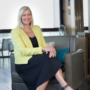 Emma Banks, GM, Jumeirah Restaurant Group