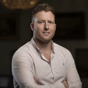 Ian West, group general manager of 4-Front