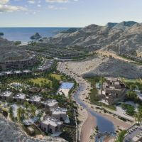 Muscat Bay project nears completion