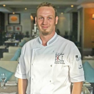 Chef Davide Gardini