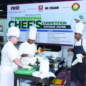 Food & Hospitality Oman competitions