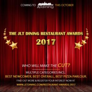 JLT Restaurant Awards