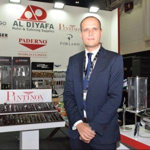 Adam Rahmani, director, Al Diyafa Hotel & Catering Supplies