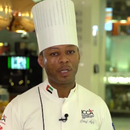 VIDEO: Electrolux World Chefs Education at GulfHost