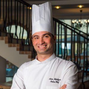 Chef Artyom Hakobyan