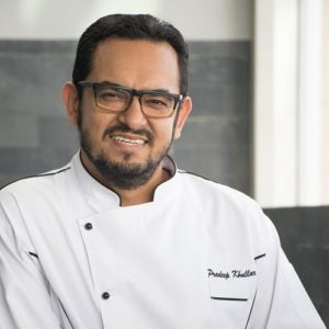Chef Pradeep Khullar