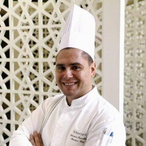 Chef Salvatore Barcellona