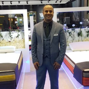 Mohammad Abuukaz, managing director Dream Master