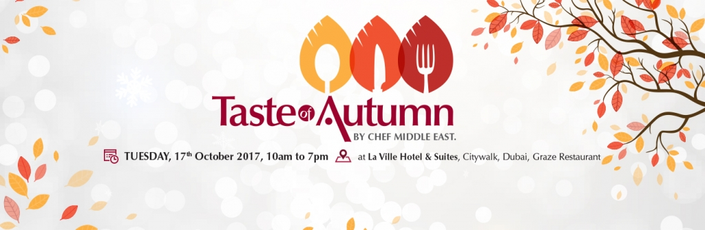 Chef Middle East - Taste of Autumn