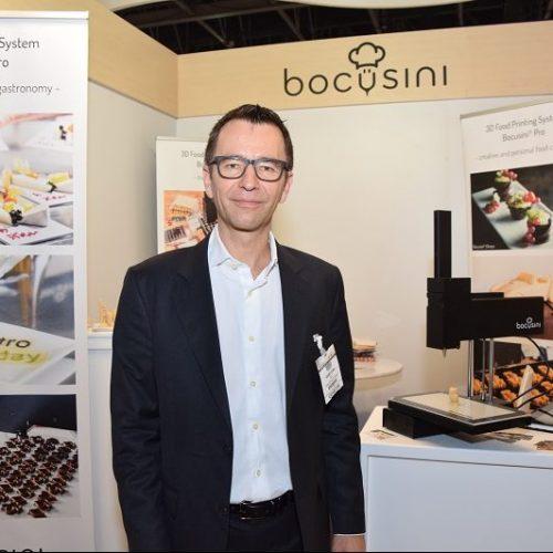 Gerd Funk, CEO, Print2Taste