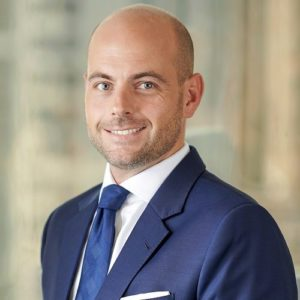 Julien Bonafous as vice president sales, Movenpick Hotels and Resorts