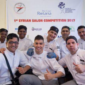 Kempinski Hotel Ajman culinary team