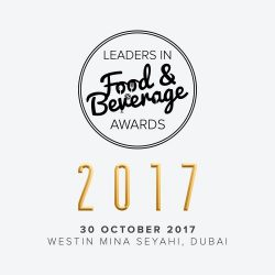 Leaders in F&B Awards 2017: The shortlist