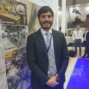 Rashid Bahar, business development manager, TSSC