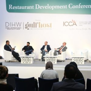 Restaurant Development conference provides practical insights into running a successful F&B business in the region