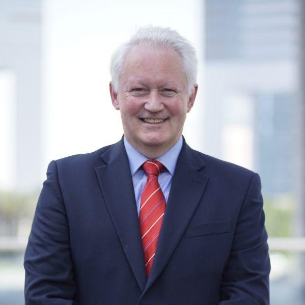 Sean Hird - director of DIFC Wills & Probate Registry