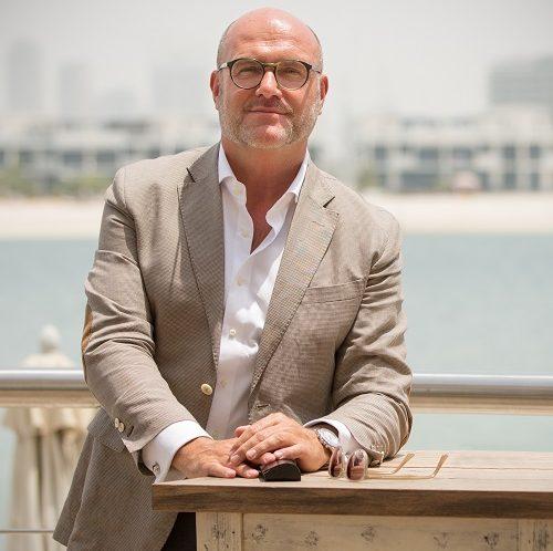 Thorsten Ries, managing director of Nakheel's hospitality division