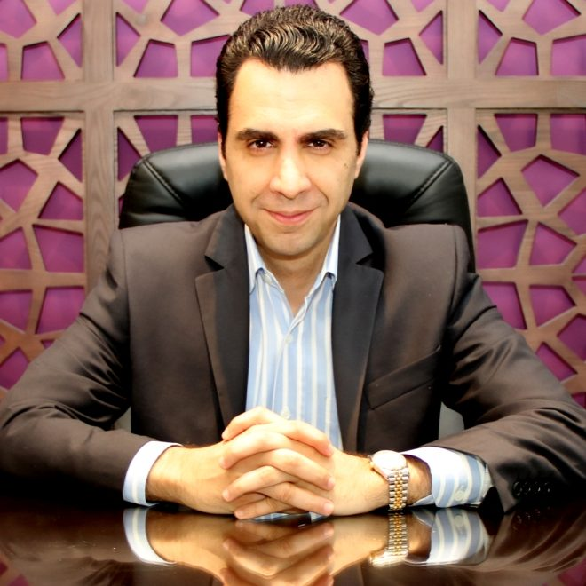 Philippe Harb, COO and partner at One to One Hotels and Resorts