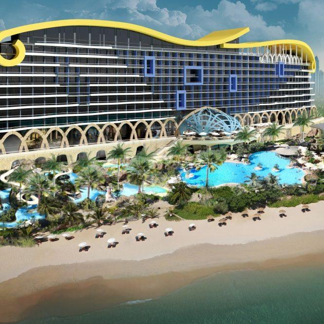 Centara Deira Islands Beach Resort Dubai image