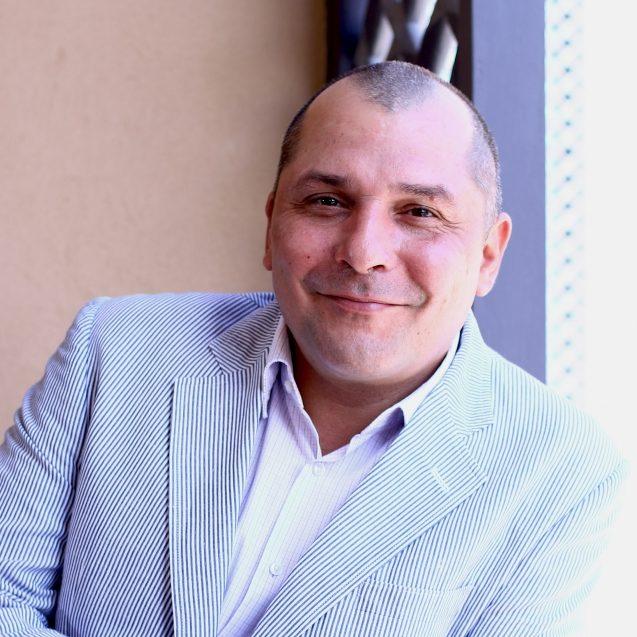 Darren Darwin - general manager Anantara Al Jabal Al Akhdar