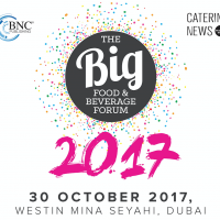 Two weeks to go until the Big F&B Forum 2017