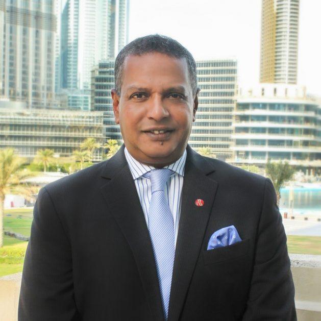 Mark Fernando, GM, Ramada Downtown Dubai