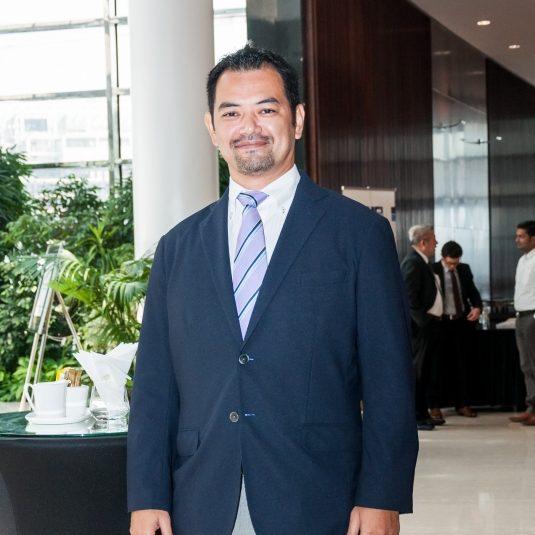 Ryusaku Hayashi - Managing Director, Middle East Fuji