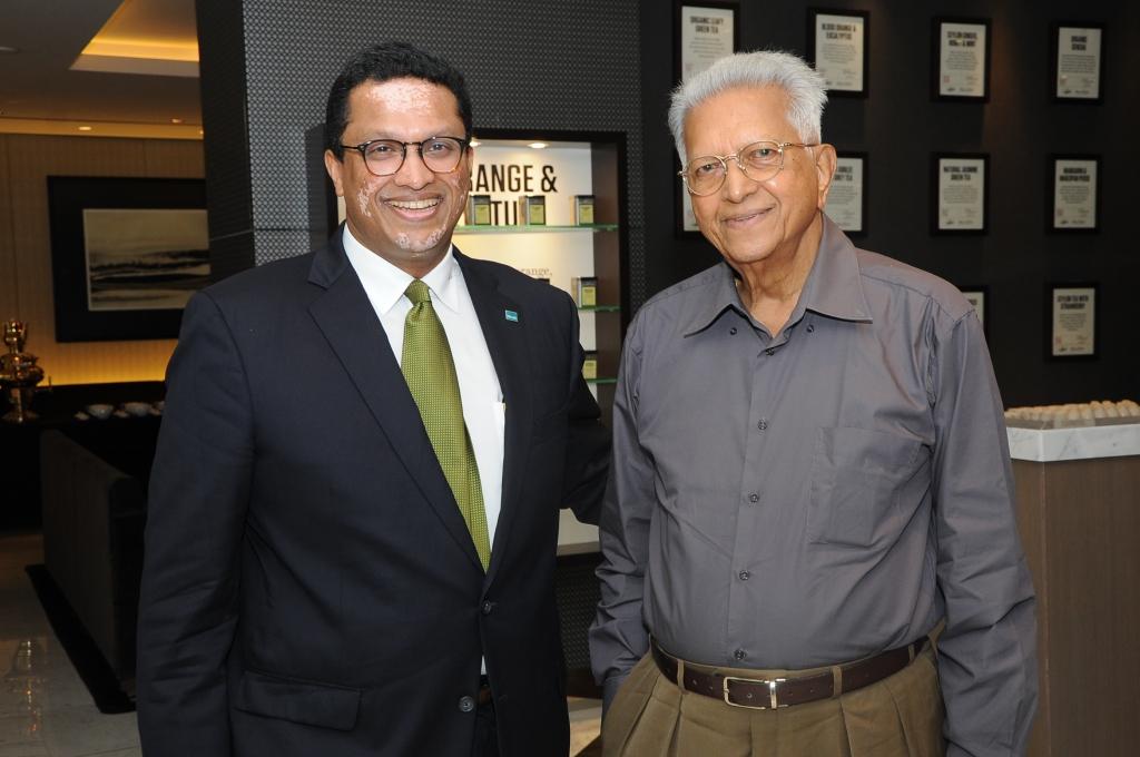 Dilhan and Merrill J Fernando