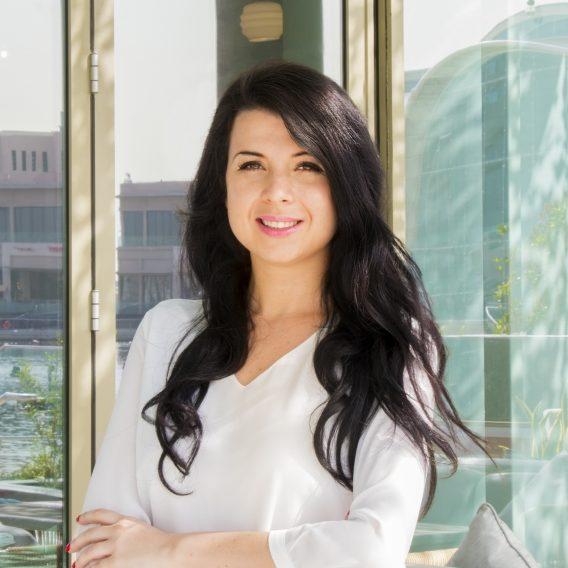 Vanina Yordanova, marketing & public relations manager, InterContinental Hotels Group, Dubai Festival City