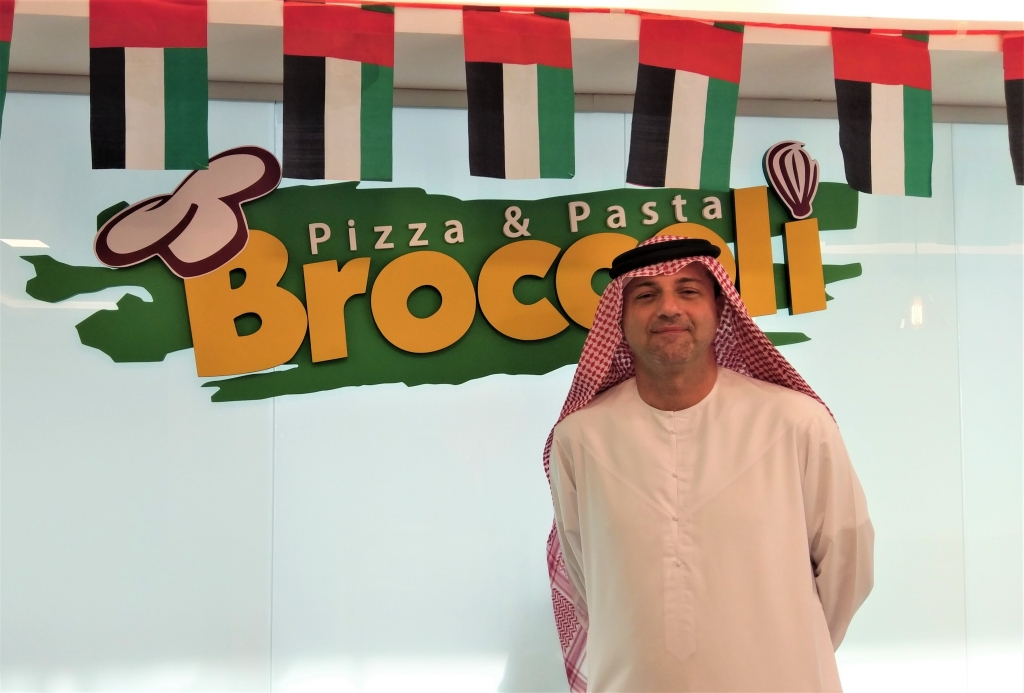 Khaled Odeh - vice president, Broccoli