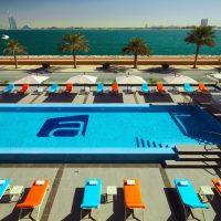 First Look: Aloft Palm Jumeirah