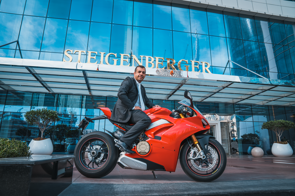 Andrew Vieira joins Steigenberger Hotel Business Bay as Director of F&B.