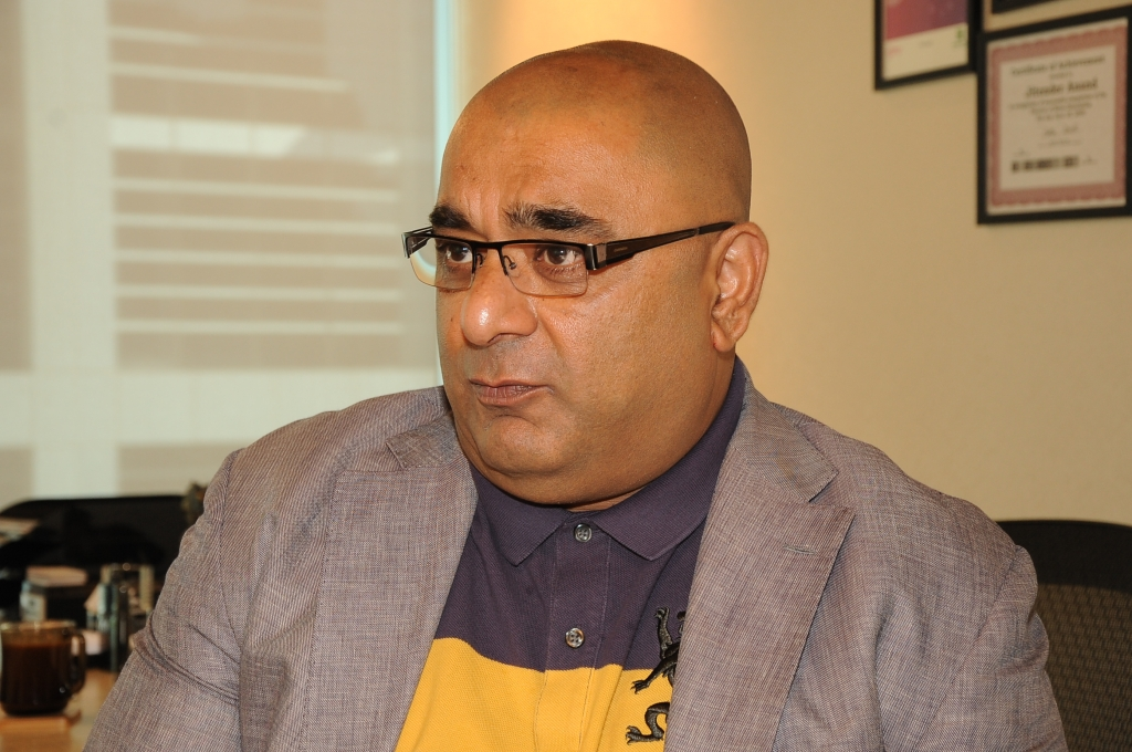 JS Anand, founder of Leva Hotels and Resorts