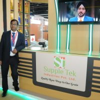 VIDEO: Supple Tek sets targets on market domination