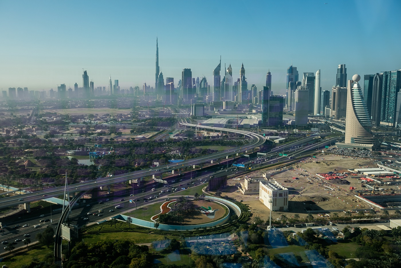 Dubai is leading the way for hospitality across the world, according to a report issued by Knight Frank