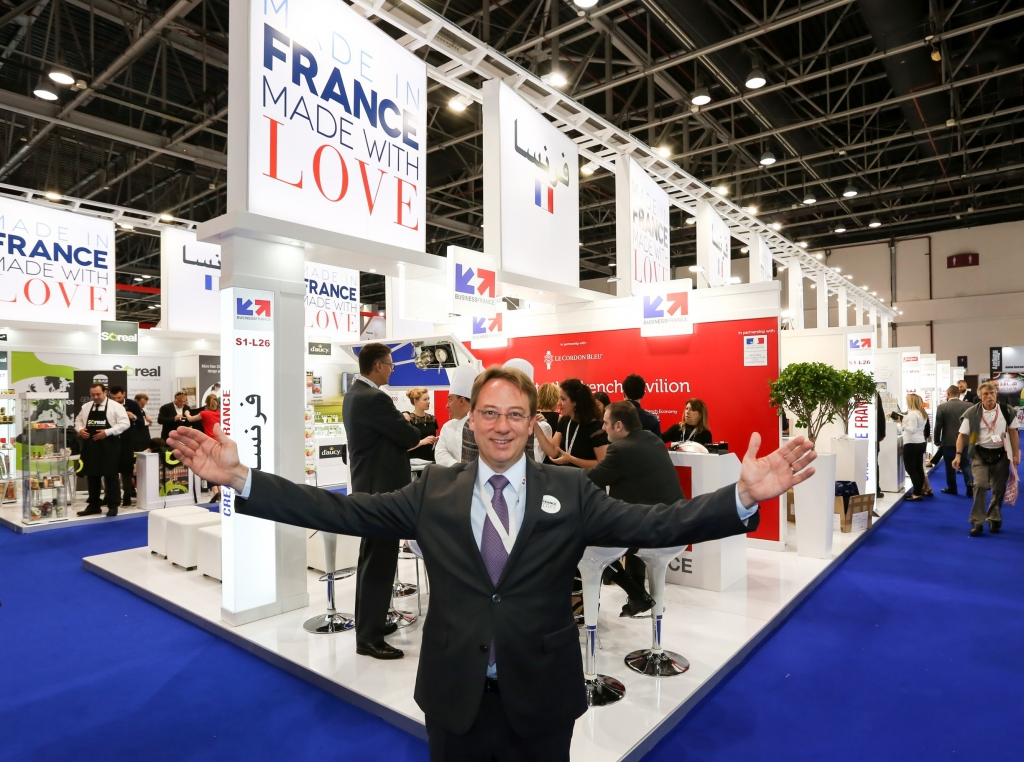 Ludovic Pouille, French Ambassador to the UAE